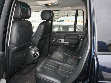 Купить Land Rover Range Rover пробег 180 000.00 км 2006 год выпуска