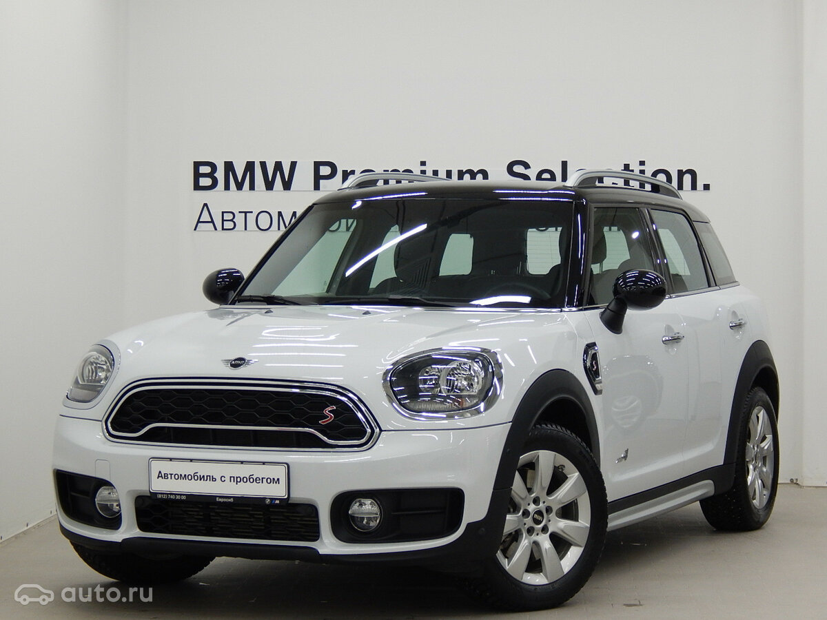 купить Mini Countryman Ii Cooper Sd с пробегом в санкт петербурге