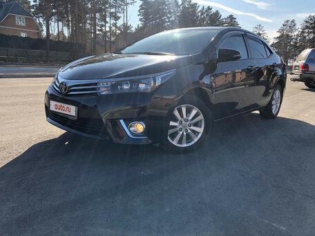 Купить Toyota Corolla пробег 70 000.00 км 2013 год выпуска