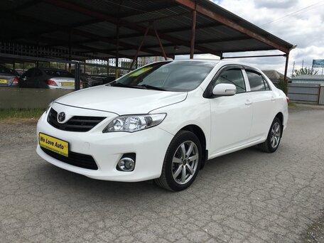 Купить Toyota Corolla пробег 140 000.00 км 2012 год выпуска