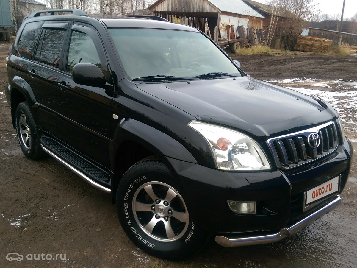 86171c4e2ad8 Купить Toyota Land Cruiser Prado 120 Series с пробегом в Нолинске ...
