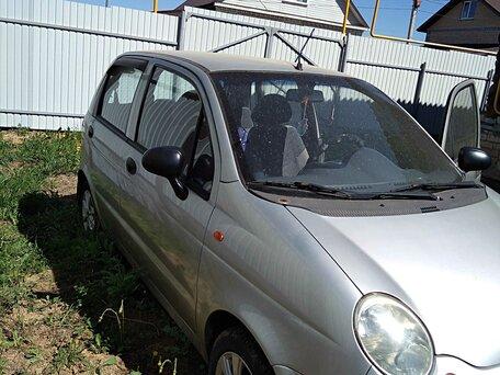 Купить Daewoo Matiz пробег 75 620.00 км 2008 год выпуска