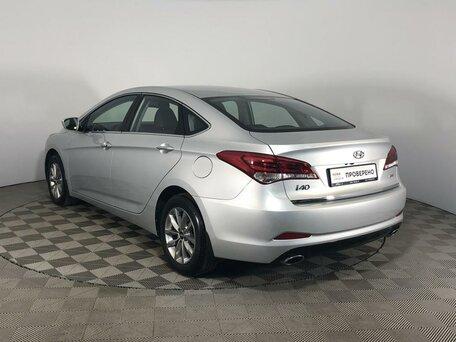 Купить Hyundai i40 пробег 16 948.00 км 2017 год выпуска