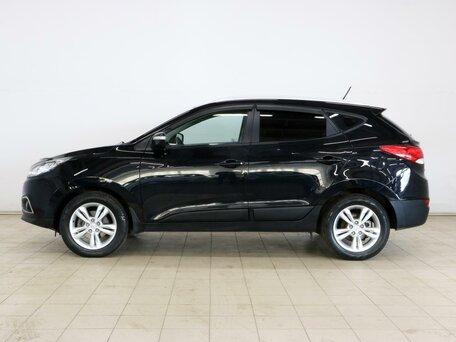 Купить Hyundai ix35 пробег 101 000.00 км 2012 год выпуска