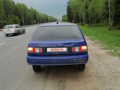 Купить ИЖ 2126 «Ода» пробег 155 000.00 км 2000 год выпуска