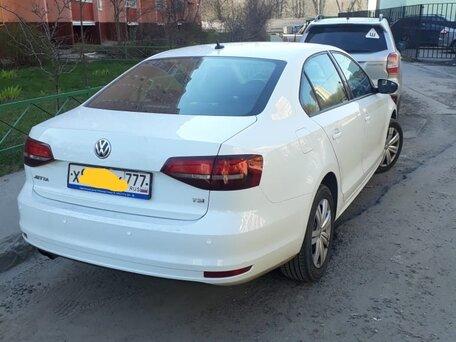 Купить Volkswagen Jetta пробег 63 000.00 км 2016 год выпуска