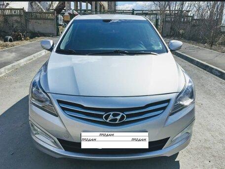 Купить Hyundai Solaris пробег 39 000.00 км 2015 год выпуска