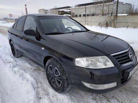 Купить Nissan Almera Classic пробег 122 000.00 км 2007 год выпуска