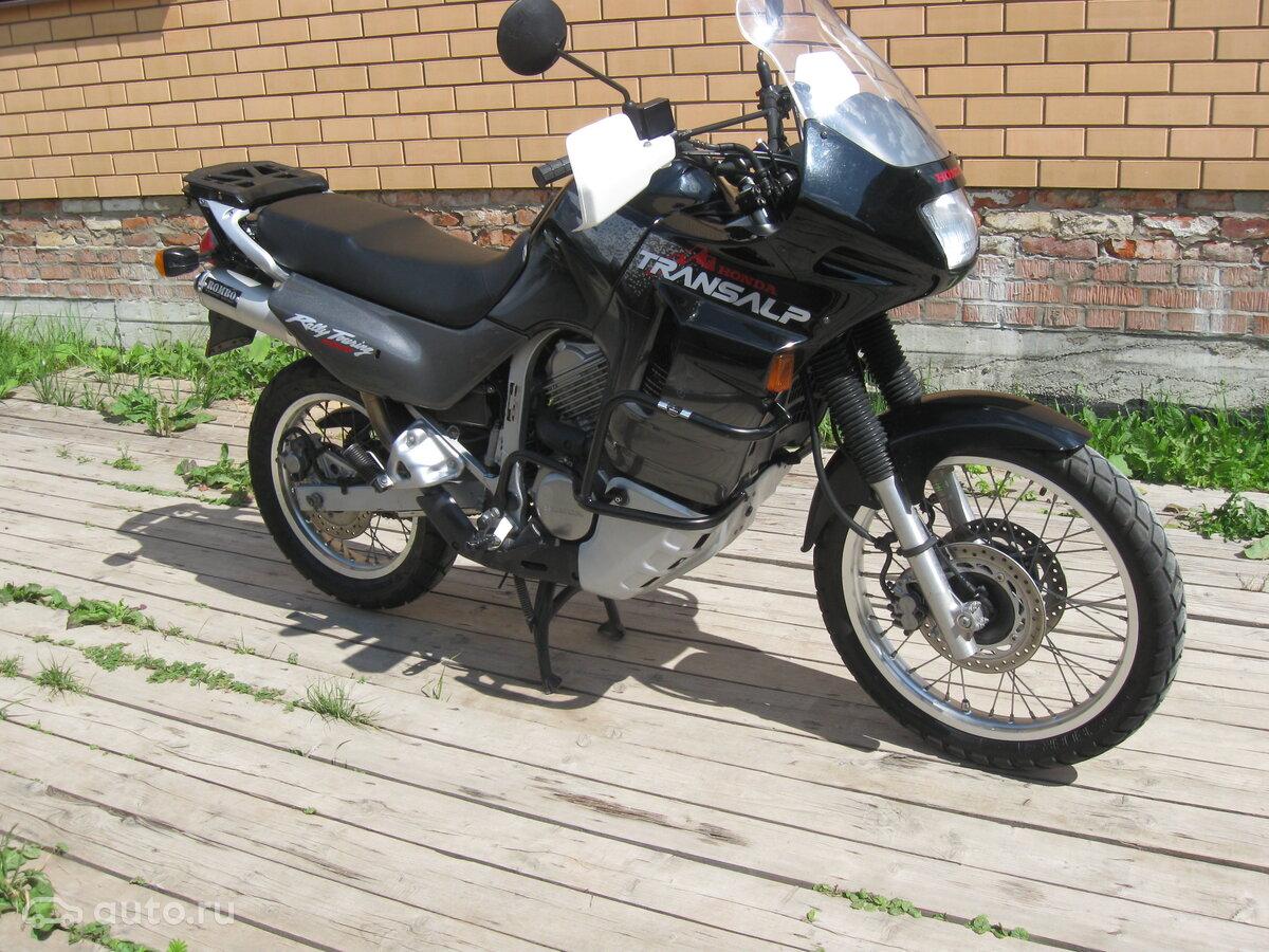 купить Honda Transalp 600 с пробегом в гагарине Honda Transalp 600
