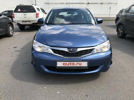 Купить Subaru Impreza пробег 96 000.00 км 2009 год выпуска