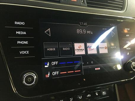 Купить Skoda Superb пробег 49 000.00 км 2017 год выпуска