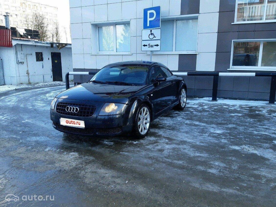 купить Audi Tt I 8n с пробегом в смоленске ауди тт I 8n 2002