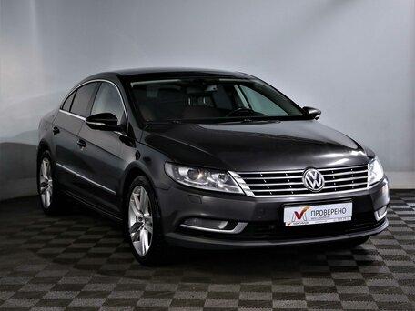 Купить Volkswagen Passat CC пробег 127 094.00 км 2012 год выпуска