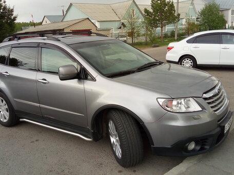Купить Subaru Tribeca пробег 157 000.00 км 2008 год выпуска