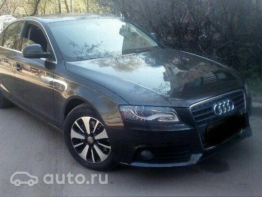 купить Audi A4 Iv B8 с пробегом в нижнем новгороде ауди а4 Iv B8