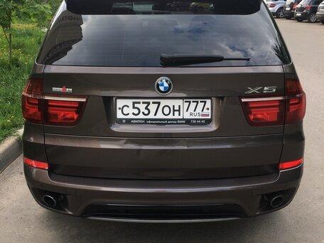 Купить BMW X5 пробег 135 647.00 км 2012 год выпуска