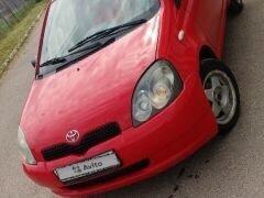 Купить Toyota Yaris пробег 240.00 км 1999 год выпуска