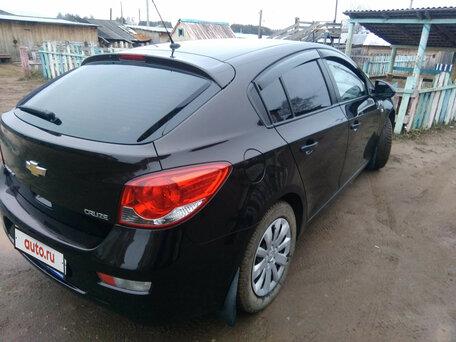 Купить Chevrolet Cruze пробег 71 000.00 км 2013 год выпуска