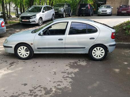 Купить Renault Megane пробег 150 000.00 км 2000 год выпуска