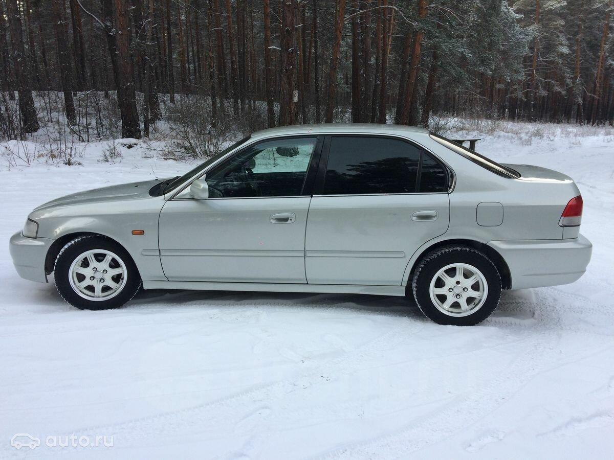 4d01abae2c62 Купить Honda Domani II с пробегом в Ачинске: Хонда Домани II 1997 ...