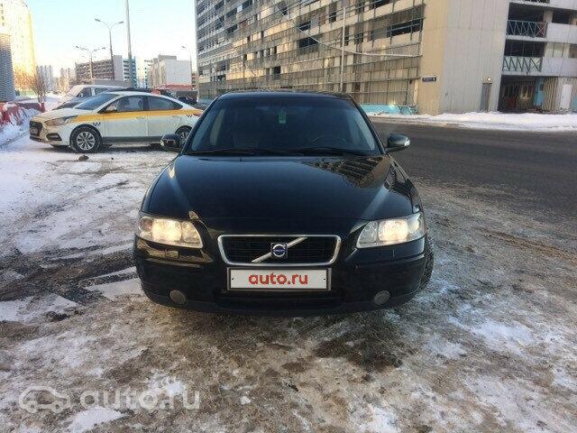 Купить Volvo S60 I Рестайлинг с пробегом в Москве  Вольво I ... 9172080ac36
