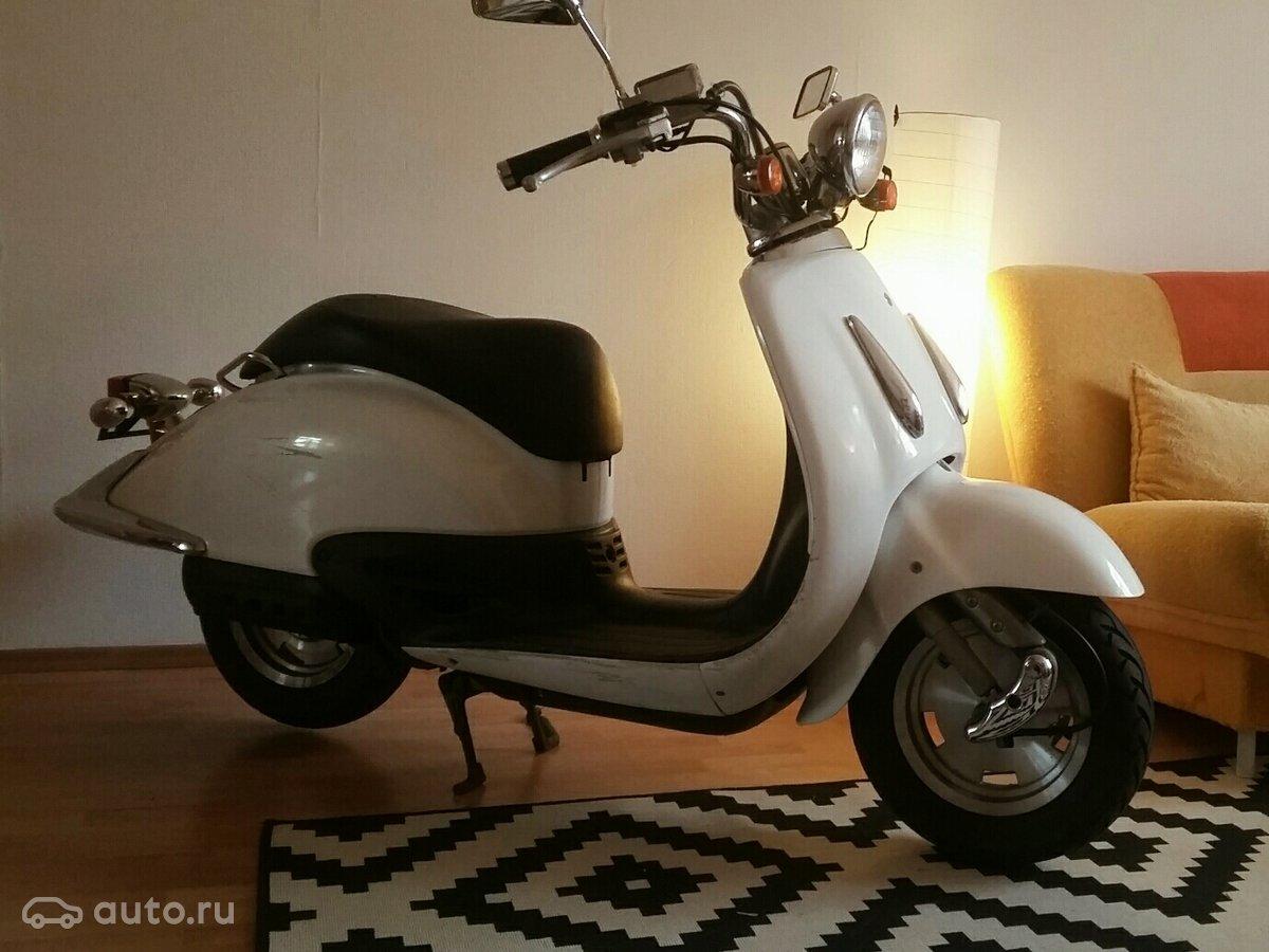 Скутеры Honda москва