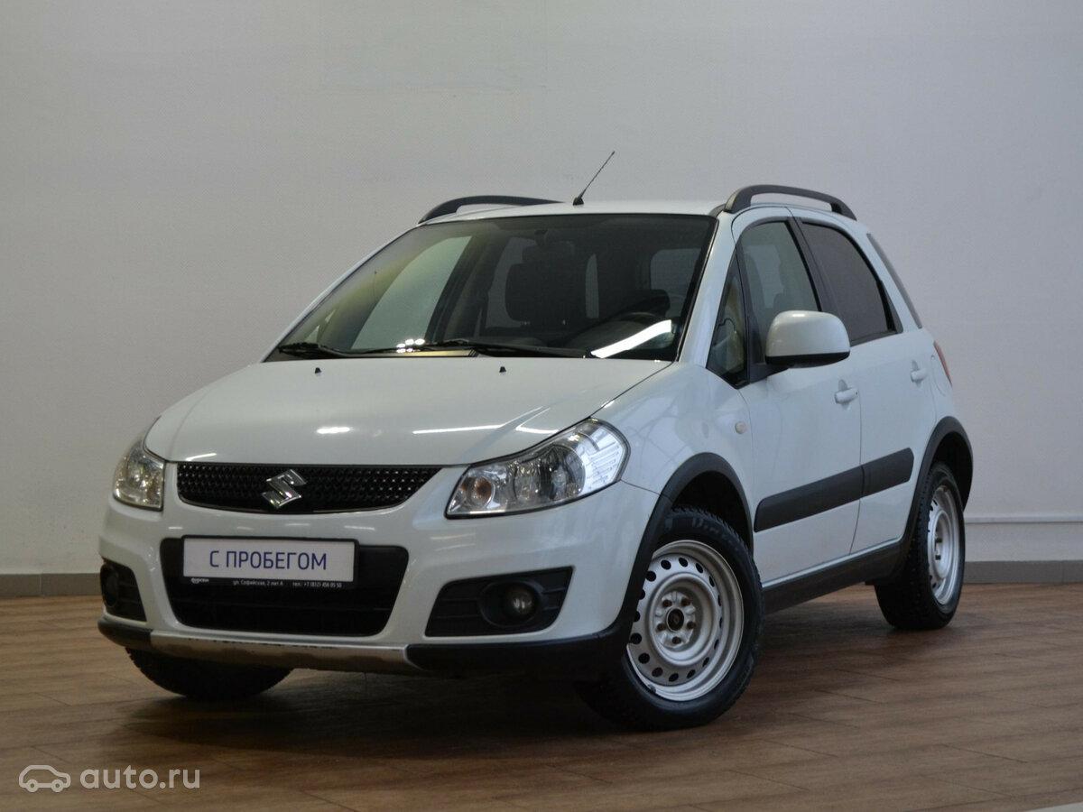 Suzuki 2011 sx4