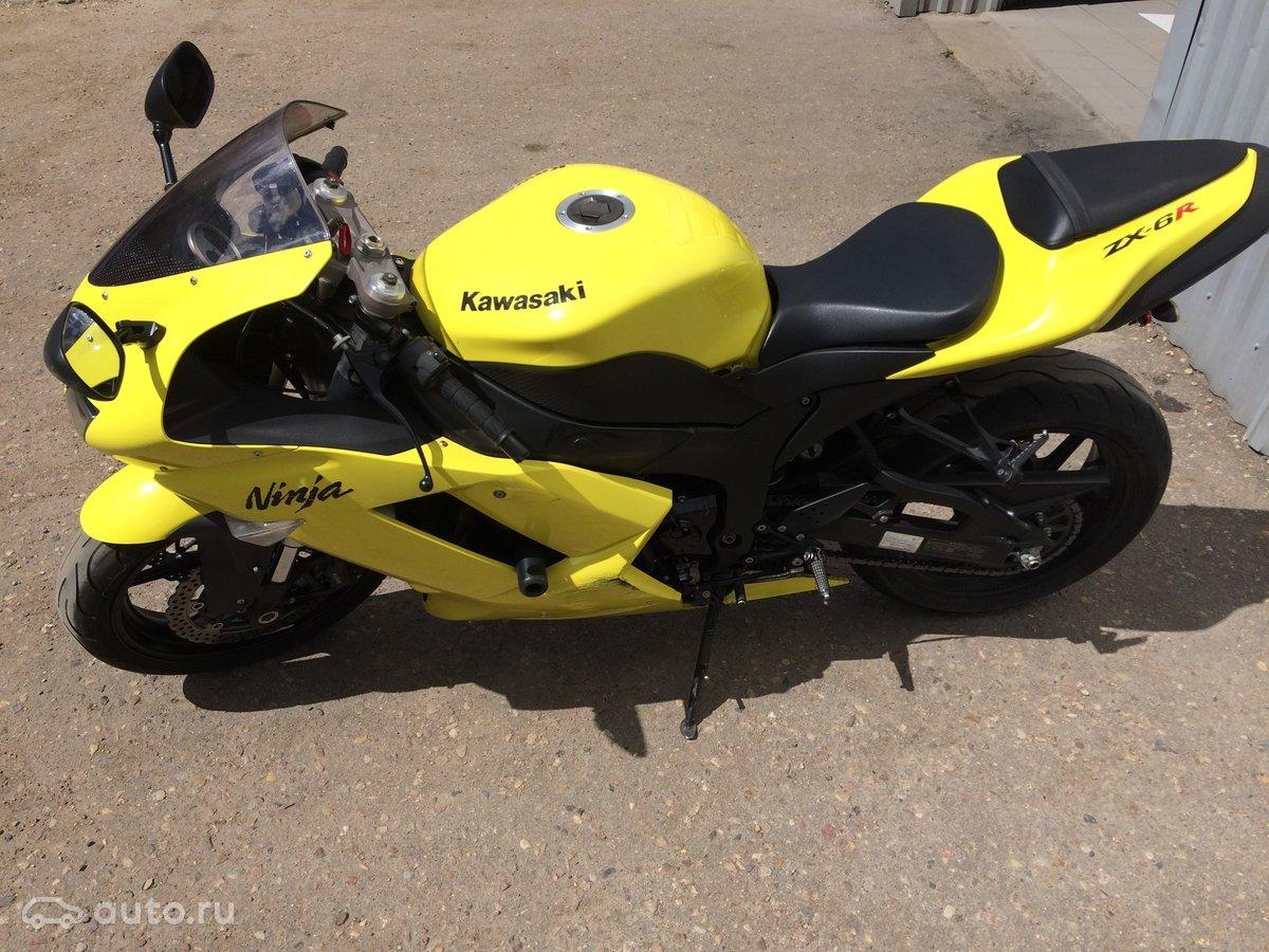 продам Kawasaki Ninja