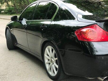 Купить Infiniti G пробег 120 000.00 км 2008 год выпуска