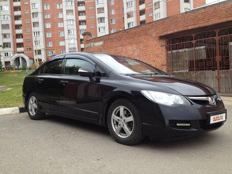 Купить Honda Civic пробег 215 000.00 км 2008 год выпуска
