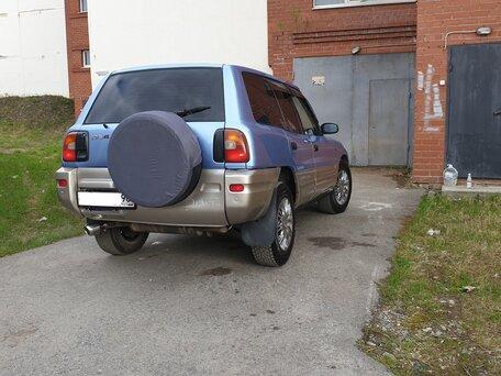 Купить Toyota RAV 4 пробег 237 000.00 км 1995 год выпуска