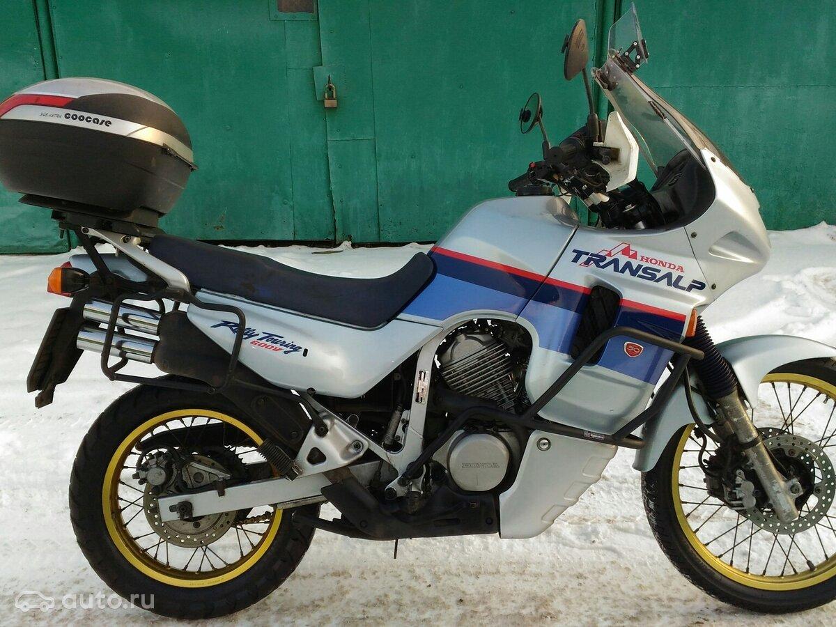 купить Honda Transalp 600 с пробегом в москве Honda Transalp 600