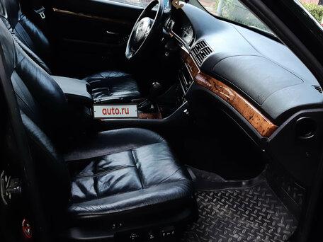 Купить BMW 5 серия пробег 374 000.00 км 1997 год выпуска