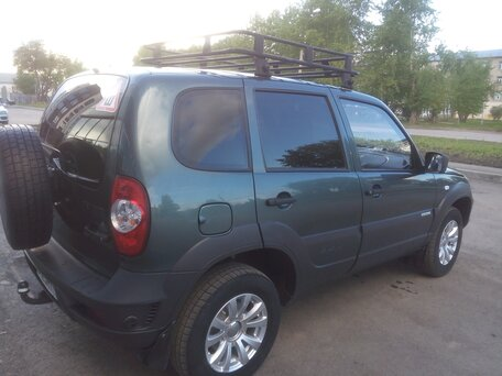 Купить Chevrolet Niva пробег 86 000.00 км 2014 год выпуска