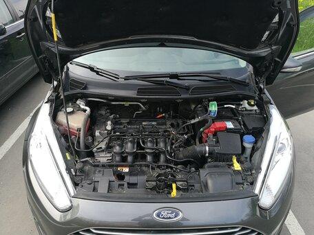 Купить Ford Fiesta пробег 34 110.00 км 2017 год выпуска