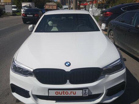 Купить BMW 5 серия пробег 2 000.00 км 2018 год выпуска