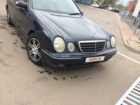 Купить Mercedes-Benz E-klasse пробег 380 000.00 км 1999 год выпуска