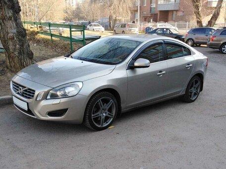 Купить Volvo S60 пробег 79 000.00 км 2012 год выпуска