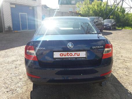 Купить Skoda Octavia пробег 140 000.00 км 2014 год выпуска