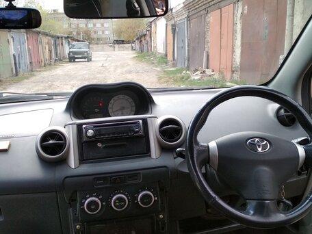 Купить Toyota Ist пробег 210 000.00 км 2004 год выпуска