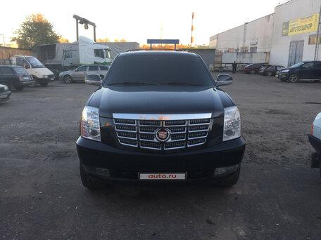 Купить Cadillac Escalade пробег 282 000.00 км 2007 год выпуска