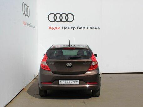 Купить Hyundai Solaris пробег 65 200.00 км 2014 год выпуска