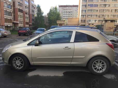 Купить Opel Corsa пробег 120 000.00 км 2007 год выпуска