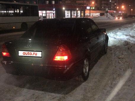 Купить Mercedes-Benz C-klasse пробег 333 888.00 км 1999 год выпуска