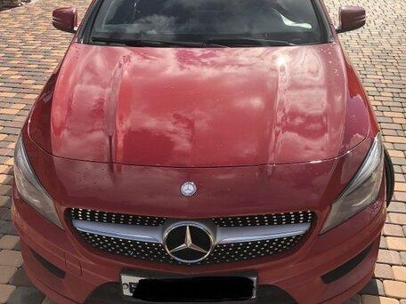 Купить Mercedes-Benz CLA-klasse пробег 14 300.00 км 2016 год выпуска