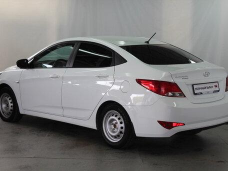 Купить Hyundai Solaris пробег 42 224.00 км 2016 год выпуска