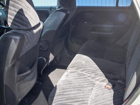 Купить Honda CR-V пробег 219 000.00 км 2002 год выпуска