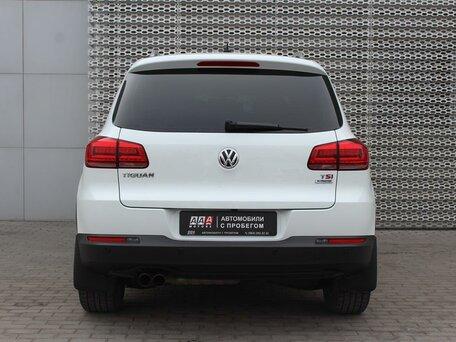 Купить Volkswagen Tiguan пробег 53 000.00 км 2016 год выпуска