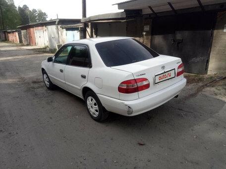 Купить Toyota Corolla пробег 185 000.00 км 1999 год выпуска