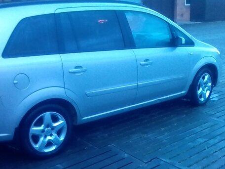 Купить Opel Zafira пробег 250 000.00 км 2006 год выпуска